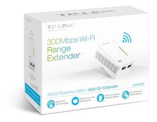 Conectividad Powerline Wifi Av500 A 300 Mbps Tl-wpa4220