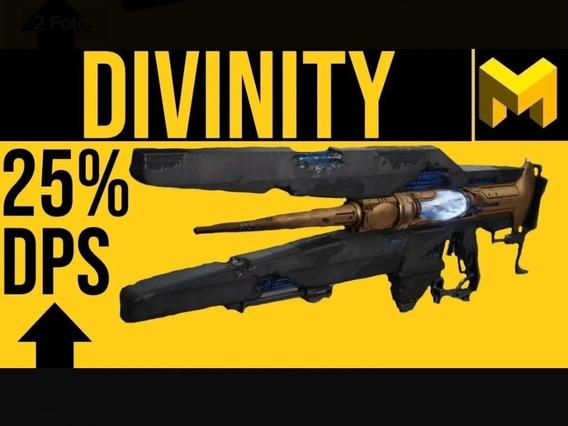 Quest Divindade (completa) - Destiny 3