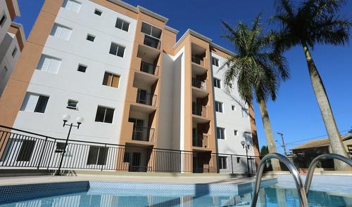 Imagem 1 de 30 de Apartamento 2 Dormitórios - 2 Banheiros - Condomínio Residencial Costa Do Sol - Jardim Sabiá - Cotia / Sp - Ap525560l