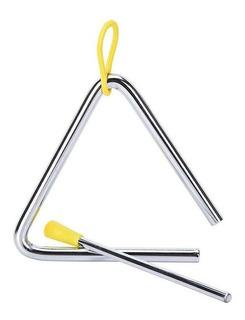 Triangulo Instrumento Didactico 5 Pulgada (envio Gratis) Rmx