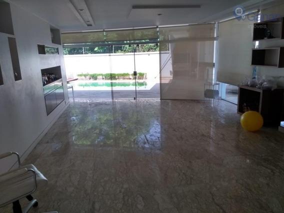 Casa Com 4 Dormitórios Para Alugar, 489 M² Por R$ 13.000/mês - Vila Madalena - São Paulo/sp - Ca0342