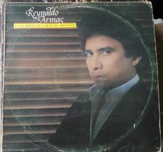 Discos De Acetato Musica Llanera Reynaldo Armas
