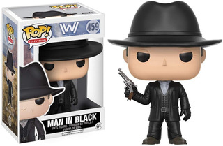 Muñeco Funko Pop Man In Black Westworld Hombre Negro Rdf1