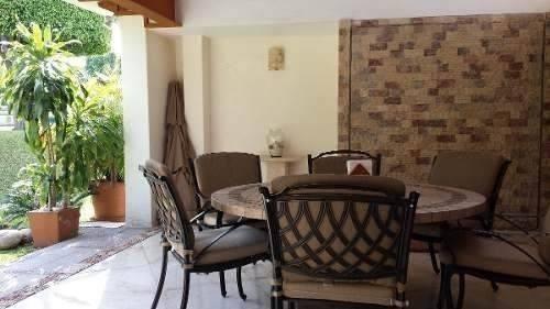 Casa En Renta, Morelos, Alberca, Jacuzzi Y Jardin Privados