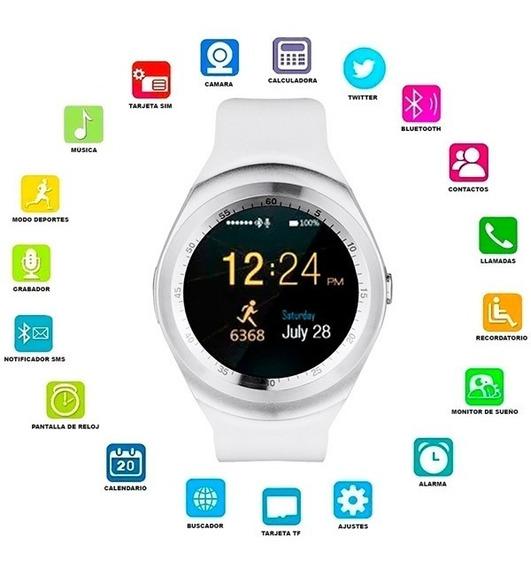 Smartwatch Para Hombre Y Mujer Elegante