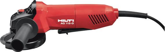 Amoladora Angular Ag 115-8d Hilti