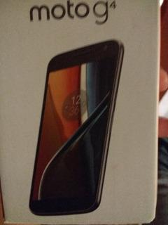 Motorola Motog 4 Con 2 Semanas De Uso Desbloquead