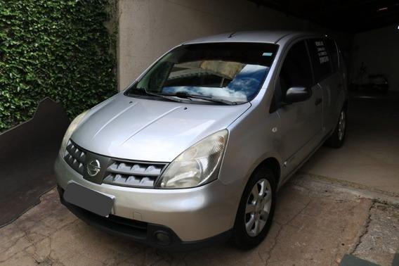 Nissan Livina 1.6 10/11 - Todo Revisado