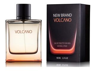 Volcano New Brand Hombre Perfume 100ml Perfumesfreeshop!