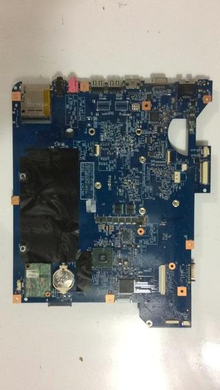 Placa Mãe Notebook Emachines Nv53- Sjv50-pu C/ Defeito