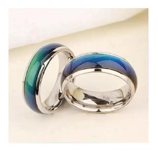 Anel Aço Inox Tipo Aliança - Lindo Brilho - 10 Peças