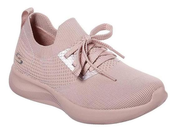 Zapatilla Skechers Bobs Sport Squad 2 32806-pink
