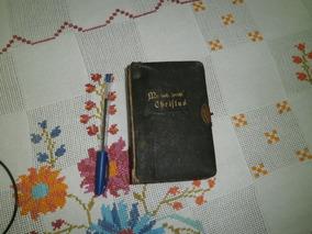 Antiga Bíblia Em Alemão, Veja As Fotos