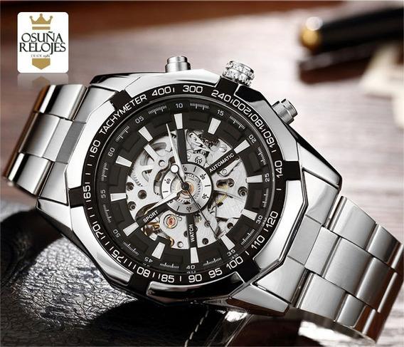 Relógio Importado Winner 188 Automático Super Oferta
