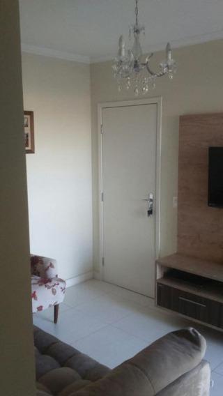 Apartamento Em Jardim Nova Era, Salto/sp De 60m² 2 Quartos À Venda Por R$ 270.000,00 - Ap208957