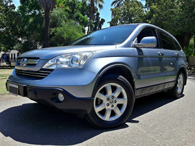 Honda Cr-v 2.4 Ex At 4wd Unica