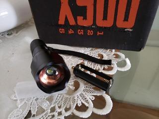Lanterna Tactica X900