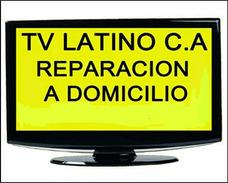 Tv Latino Repara A Domicilio Televisores, Microoondas
