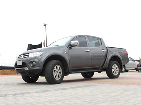 Mitsubishi L200 Triton 2.4 Hls Chrome Edition 2016