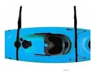 Correa Soporte De Pared Para Kayak Reforzado 25kg Westunning