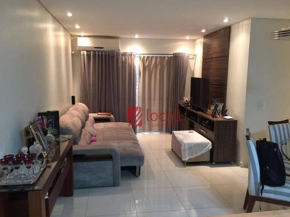 Apartamento Residencial À Venda, Jardim Vivendas, São José Do Rio Preto. - Ap0325