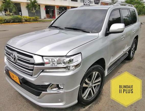 Toyota Sahara Vxr Arabe Diesel 4.5 Blindaje Ii Plus 2015