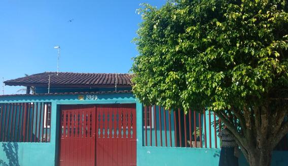 Casa Lado Praia Em Mongaguá,ótima Oportunidade