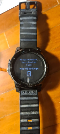 Relógio Smartwatch Nixon Mission Preto