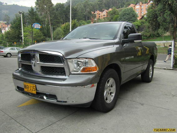 Dodge Ram 1500 At 5700 4x2