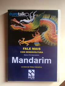 Eurotalk Cd-rom: Fale Mais Mandarim