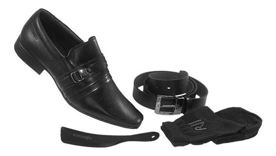Sapato Rafarillo Kit 6610 N°44 | Ref. 6610 Preto