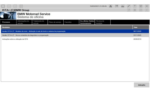 Scanner Moto Bmw + Software Ista