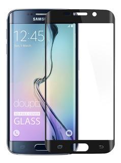 Vidrio Templado Samsung Galaxy S6 Edge Curvo,s6 Edge Plus In