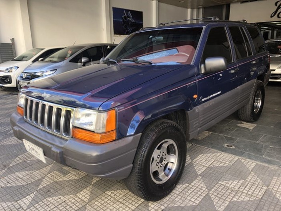 Grand Cherokee 4.0 Laredo 4x4 6i 12v Gasolina 4p Automático