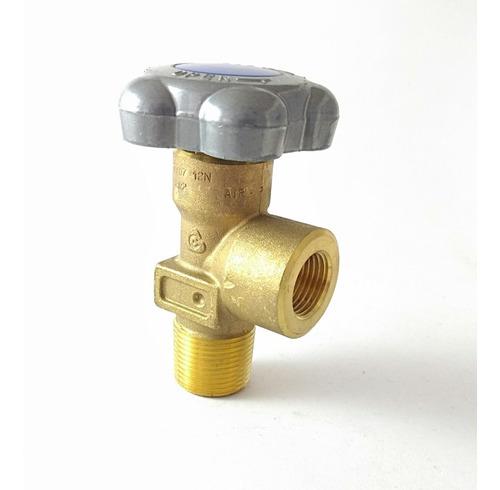 Imagem 1 de 2 de Válvula Para Cilindro De Ar Comprimido 3/4  Ngt