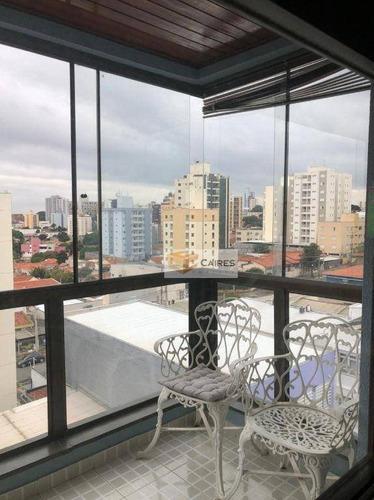 Imagem 1 de 3 de Apartamento Com 3 Dormitórios À Venda, 105 M² Por R$ 800.000,00 - Bonfim - Campinas/sp - Ap8110