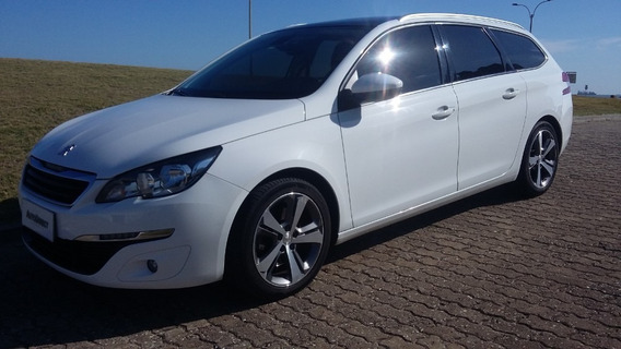 Peugeot 308 Sw1.6 T Único Dueño Descuenta Iva