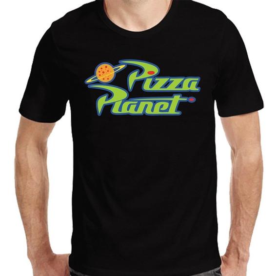 Remeras Toy Story Pizza Planeta | De Hoy No Pasa | 19