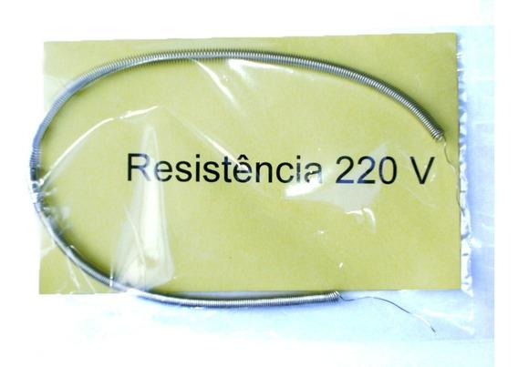 Kit 10 Resistências 220v Cortador De Garrafas Original Jceos