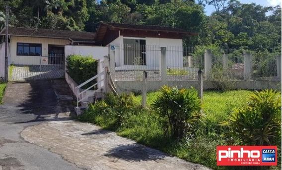 Casa 05 Dormitórios (suíte), Venda Direta Caixa, Bairro Garcia, Blumenau, Sc, Assessoria Gratuita Na Pinho - Ca00340