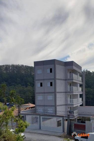 Apartamento Com 2 Dormitórios À Venda, Garagem Coberta. Mcmv. Granja Carolina - Cotia/sp - Ap0344