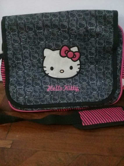 Bolso Morral Hello Kitty