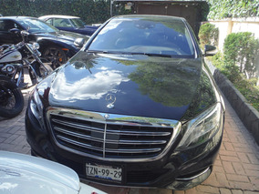 Mercedes-benz Clase S 6.0600 L Bi-turbo At