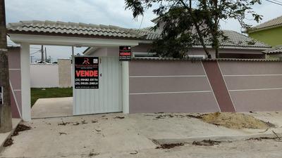 Casa Em Itaipuaçu, 3 Quartos (1 Suíte) - 436