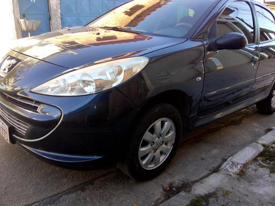 Peugeot 207 Xr 1.4 Flex 8v De Ano 2012, Completo