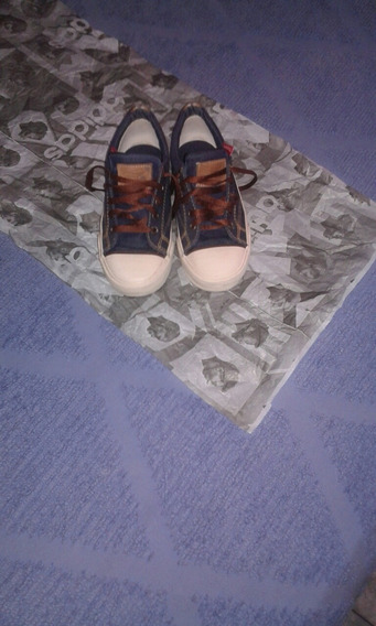 Zapatillas De Lona Topper