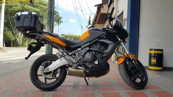 Kawasaki Versys 650 -impecable En Estado