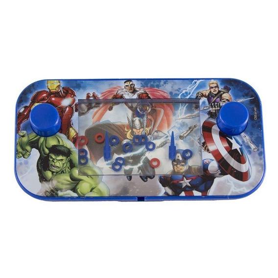 Jogo Aquático Argolas Avengers Marvel - Etitoys