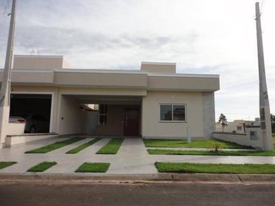 Casa Residencial À Venda, Condomínio Campos Do Conde Ii, Paulínia - Ca0827. - Ca0827