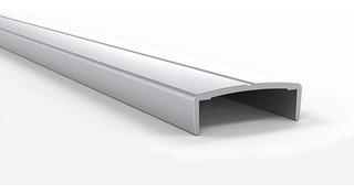 Tapacanto De Aluminio Para Mueble 18mm Grupo Euro X 3mts